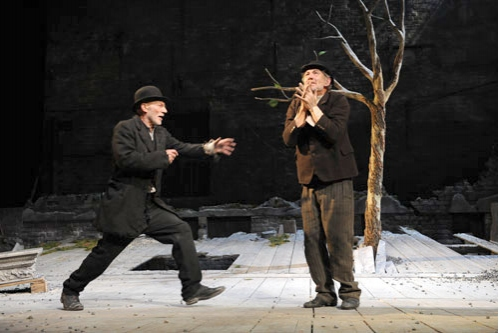 the shape of paradox an essay on waiting for godot