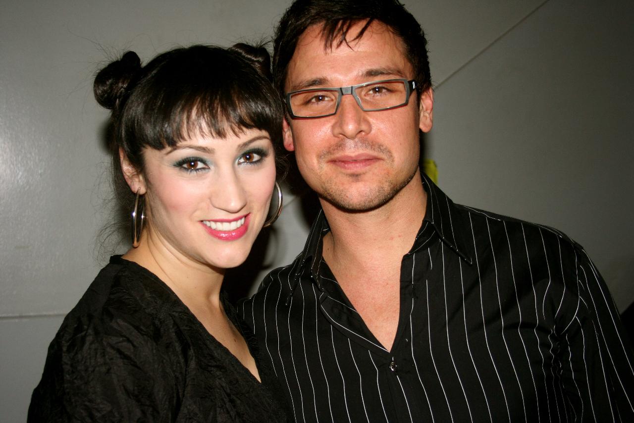 Eden Espinosa and Kristoffer Cusick Hi-Res Photo - Photo