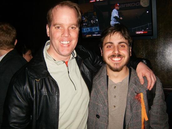 Eric Leonard and Christopher Genovese