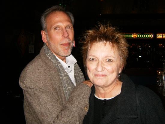 Jeff Bauer and Rita Pietraszek