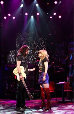 Photo Flash: ROCK OF AGES at Brooks Atkinson