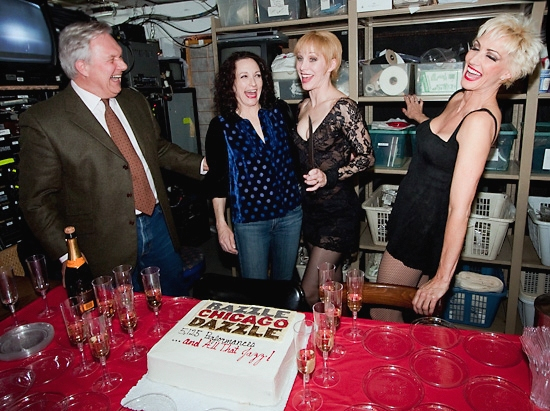 Photo Coverage: CHICAGO Becomes 7th Longest Running Show in  Broadway History