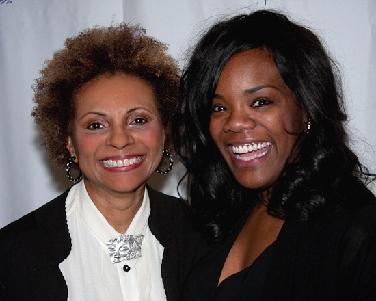 Leslie Uggams and Rosalyn Coleman Photo