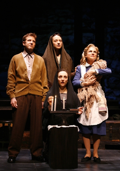 Photo Flash: IRENA'S VOW at the Walter Kerr