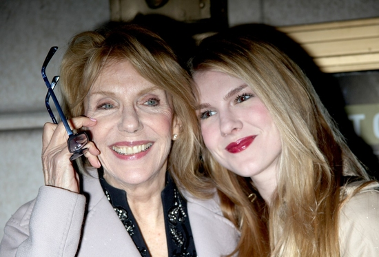 Photo Coverage: EXIT THE KING Opening Night Arrivals