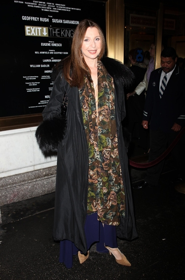 Photos: EXIT THE KING Opening Night Arrivals