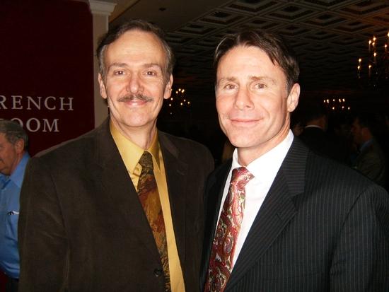 John Reeger and James Rank