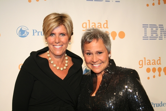 Suze Orman and KT