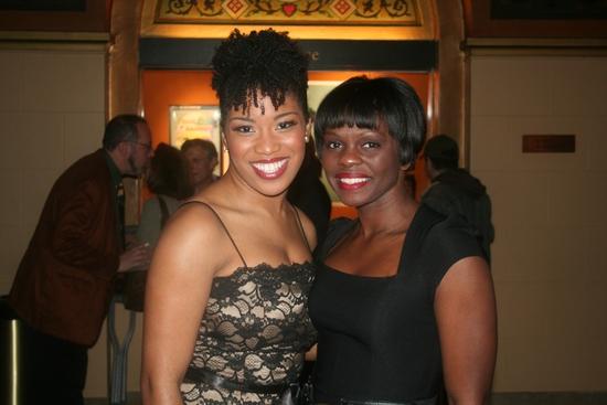 Rashidra Scott and Monica L. Patton Photo