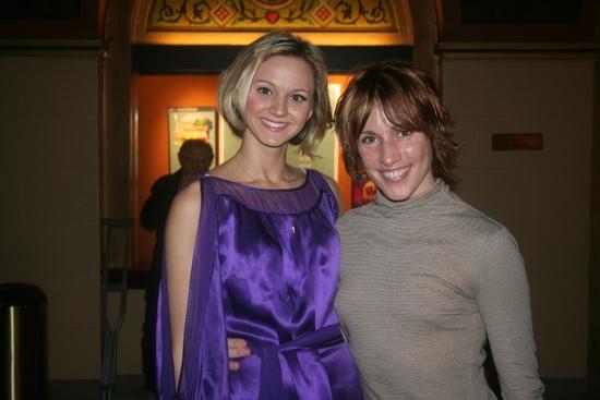Leslie Donna Flesner and Lisa Gajada