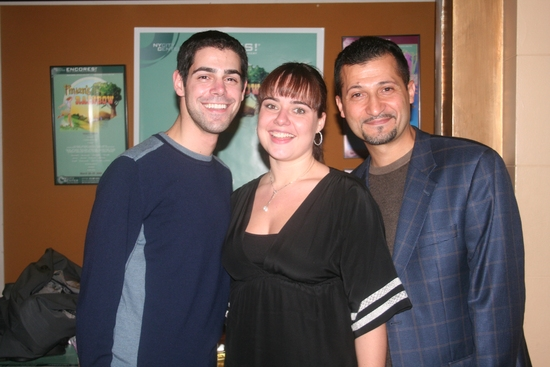 Photo Coverage: FINIAN'S RAINBOW Closing Night Party