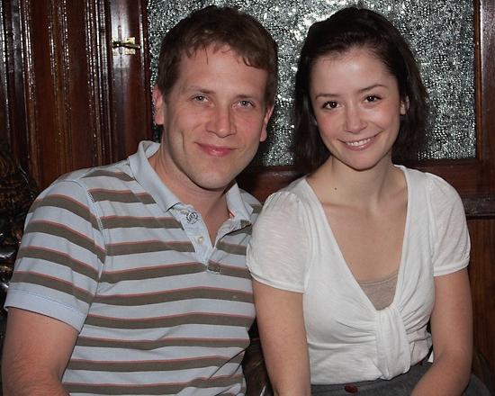 Jeremy Webb and Phoebe Neidhardt