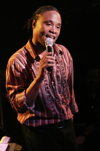 Photo Coverage: Broadway's Billy Porter's 'THE STANDARD' Sings at Upright Cabare