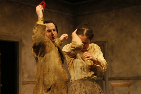 Photo Flash: Intiman Theater's CRIME AND PUNISHMENT