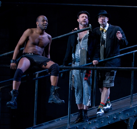 Photo Flash: Steppenwolf's THE TEMPEST
