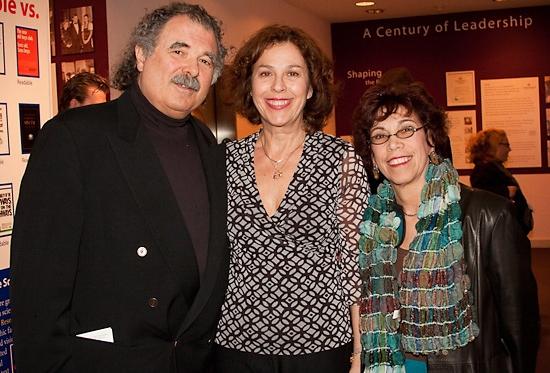 Eric Krebs, Donna Trinkoff, and Suzanne Krebs