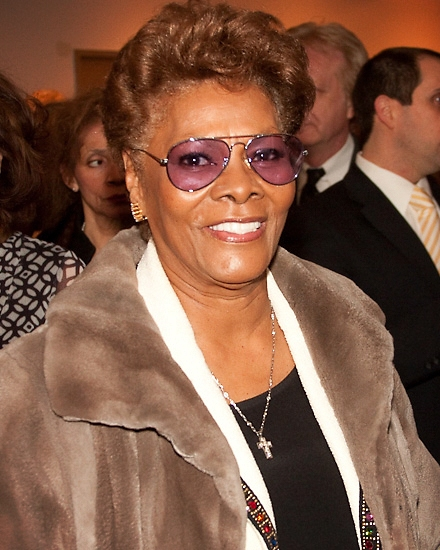 Dionne Warwick at Amas Musical Theatre 40th Anniversary Gala