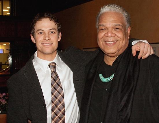 PatRick Cummings and Ken Page Photo