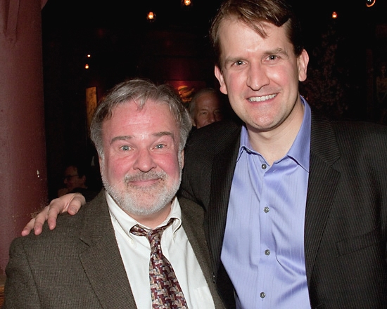 Photo Coverage: Lincoln Center Theater's HAPPINESS Celebrates Opening Night!