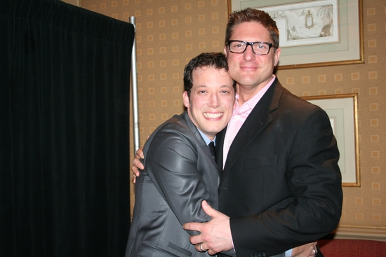 Photo Coverage: John Tartaglia Debuts at FEINSTEIN'S