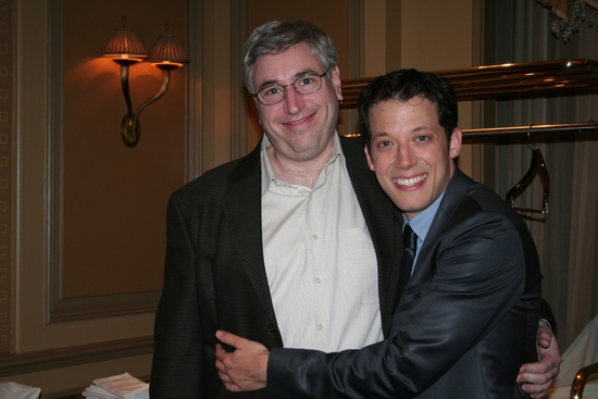 Rich Aronstein and John Tartaglia
