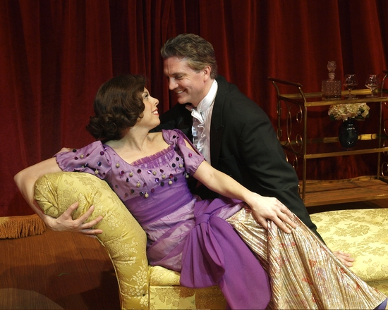 Photo Flash: Funny Girl At Westchester Broadway Theater