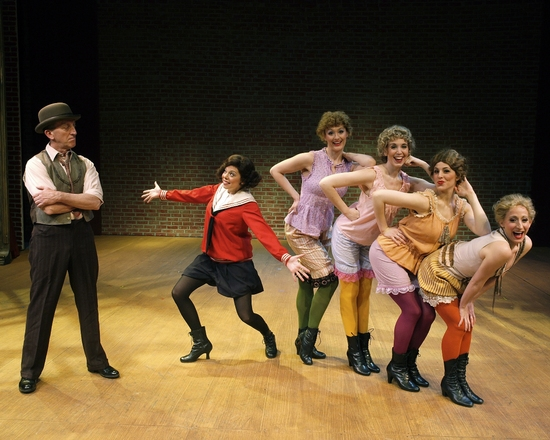 Roger Preston Smith, Jill Abramovitz and Dancers, Hayley Sharples, Kimberly Schafer, Synthia Link and Morgan Rose