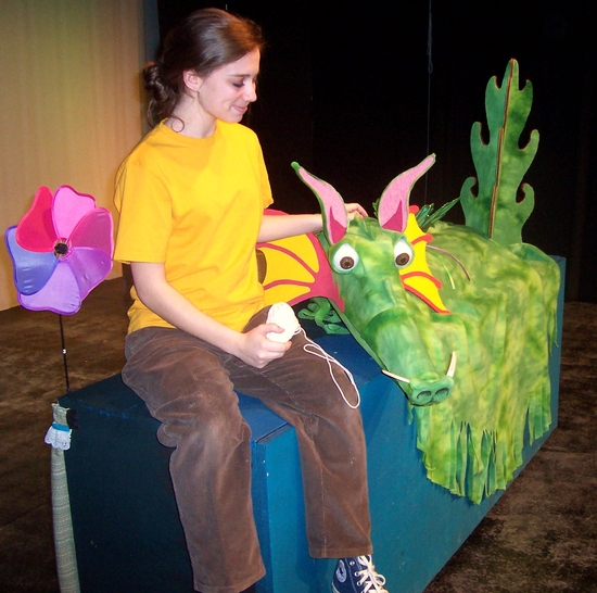 Photo Flash: Puff the Magic Dragon At The Red Branch Theater