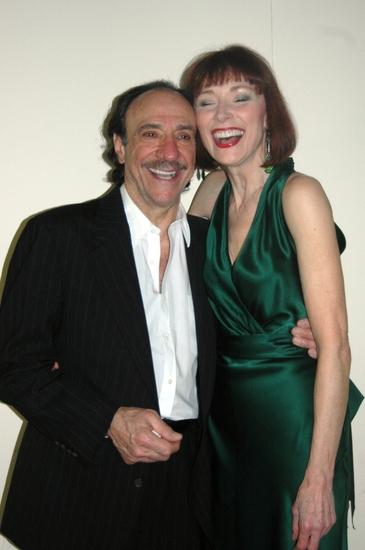 F. Murray Abraham and Karen Ackers