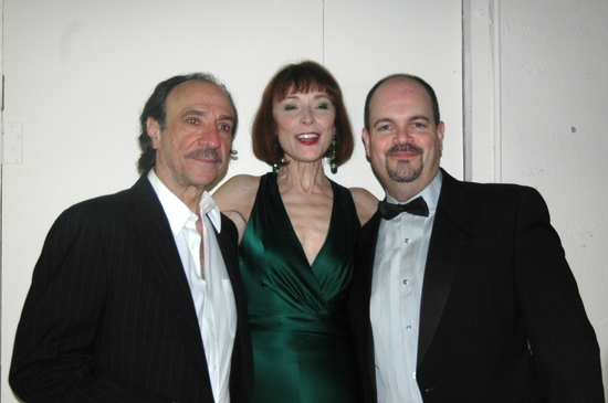 F. Murray Abraham. Karen Ackers and Brad Oscar