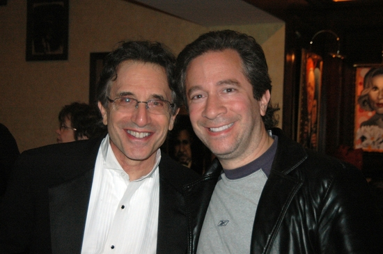 Chip Zien and Michael Lavine