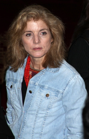 Caroline Kennedy at 'The Sun Shines In' HAIR Returns to Broadway - Opening Curtain Call!