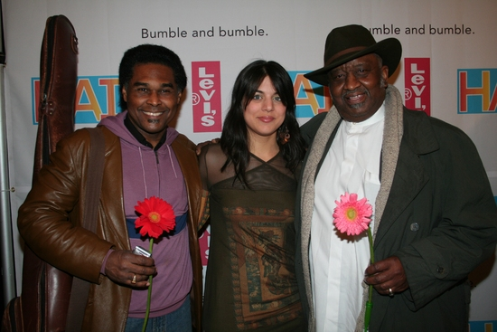 Wilbur Bascomb, Nadia DiGiallonardo (Music Director) and Bernard Purdie