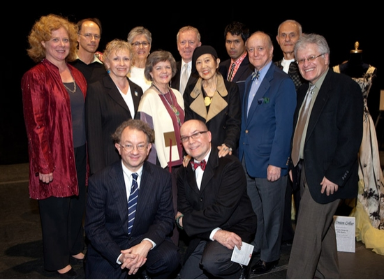 Victoria Bailey, Roberta Maxwell, Sally Ann Parsons, Willa Kim, Earl D. Weiner, Jerry Zaks, Robert Perziola, Linda Harbinger, Bob Crowley, Clint Ramos, Mel Weingart, William Ivey Long and Jack O'Brien