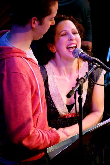 Tom Deckman and Kirsten Wyatt