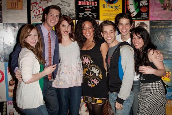 Jessica Waxman, Jake Wilson, Marla Mindelle, Alicia Mercedes Charles, Darren Biggart, Joey Haro and Lonna Marie