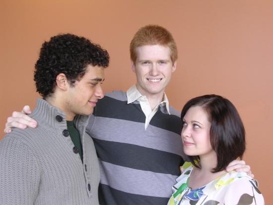 Michael Millan, Paul Frazee, and Erika Klics