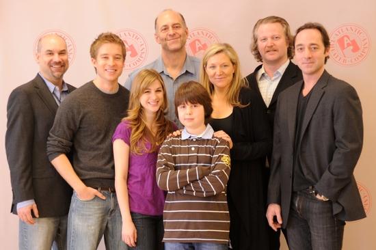 Greg Stuhr, Daniel Abeles, Aya Cash, John Bedford Lloyd, Daniel Yelsky, Mary McCann,  Photo