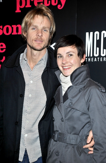 Alex Kilgore and Anna Kennedy