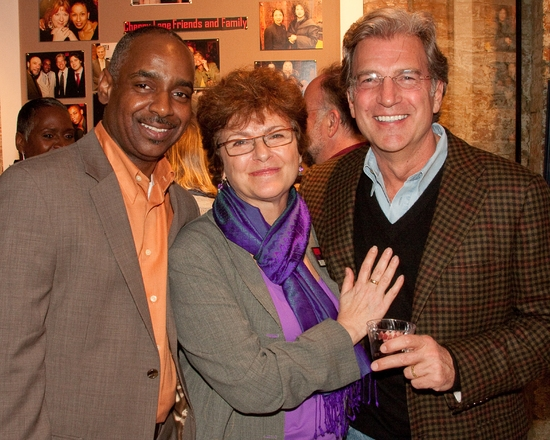 Photo Flash: MENTOR PROJECT Event With Edward Albee Held On 4/2