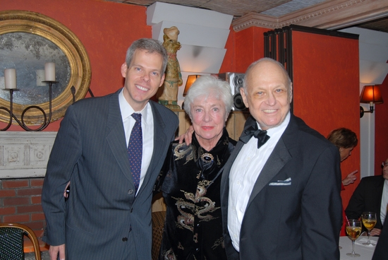 James M. Johnson, Ruth Henderson and Charles Strouse
