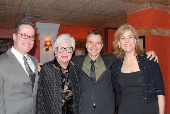 Dan Dutcher, Ruth Henderson, Bill Skimmerhorn and Karen Mason