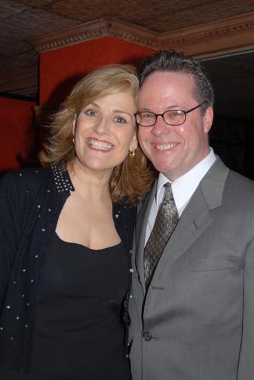 Karen Mason and Dan Dutcher