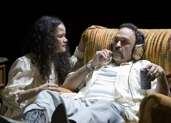 Onahoua Rodriquez and Daniel Zacapa