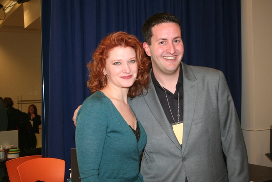 Photo Coverage: Paper Mill's 1776 Cast Meets the Press
