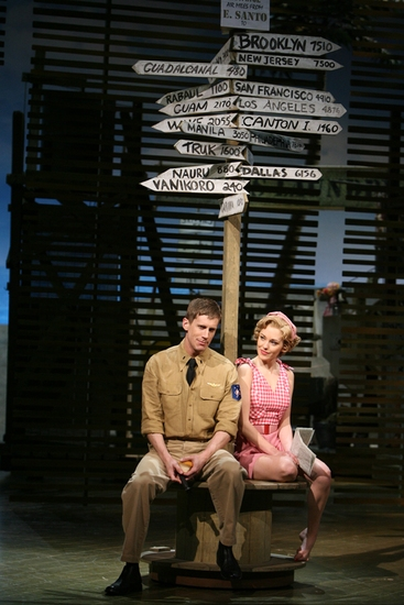 Photo Flash: Osnes And Pittsinger In SOUTH PACIFIC