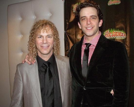 David Bryan and Nick Cordero