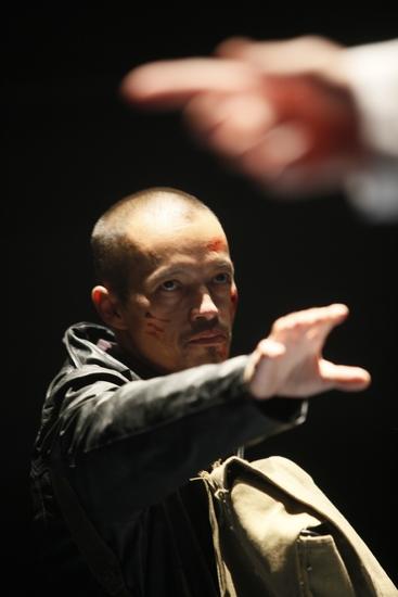 Arthur Acuna at GHOSTWRITTEN At Goodman Theatre 4/4 - 5/3