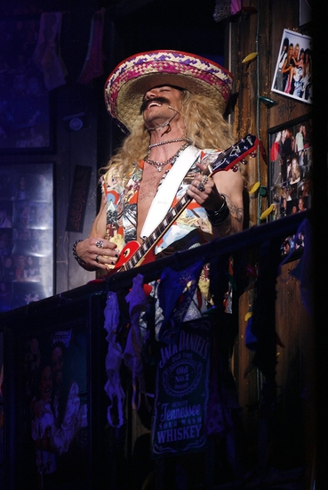 Photo Coverage: 'ROCK OF AGES' on Broadway - Opening Night Curtain Call!