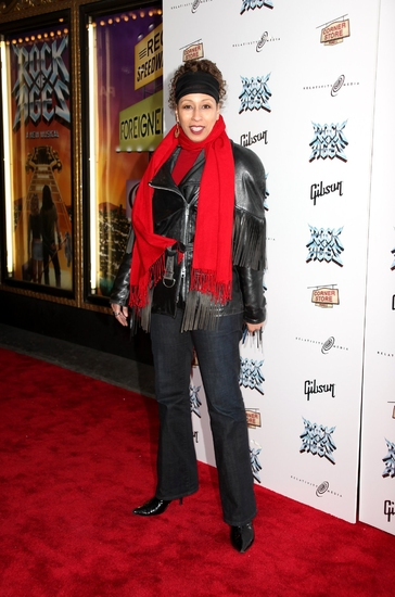 Photo Coverage: ROCK OF AGES Opening Night Arrivals